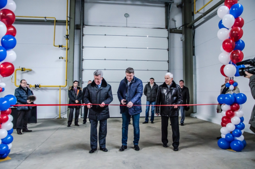OPENING OF A NEW WORKSHOP